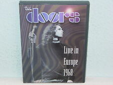 "*****DVD-THE DOORS""LIVE IN EUROPE 1968""-Eagle Rock*****"