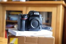 Nikon D D600 24.3MP Digital SLR Camera - Black (Body only)