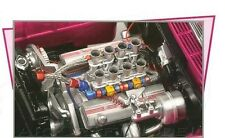 1955 Chevy Bel Air Chevrolet BelAir Car w/ Racing Race Engine & Custom Wheels