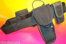 BIANCHI INTERNATIONAL DUTY BELT POLICE SECURITY HOLSTER MILITARY UM84/92 ,CLIP,