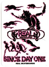 Real Skateboard Sticker - Lance Mountain Powell Peralta Future Primitive Tribute