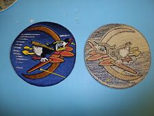 b4779 WW 2 US Army Air Force 449th Fighter Squadron 23rd Fighter Group Patch