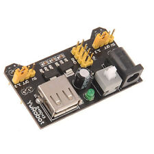 HOT NEW MB102 Breadboard Power Supply Module 3.3V 5V For Arduino Solderless