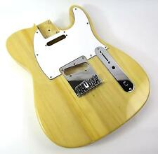 Guitar BODY Alder Vintage Style Classic BLONDE HWY 61 TL Builders KIT Included