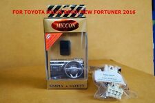 TOYOTA HILUX REVO NEW FORTUNER 2015-16 TURBO TIMER FULL AUTO Y-SOCKET HANDBOOK