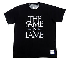 UNIQLO UT x I AM OTHER By Pharrell Same Is Lame T-Shirt – Black Small BNWT RARE