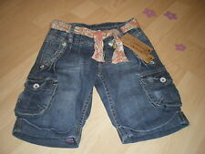 Vingino Jeans-Shorts in der Gr. 128 NEU