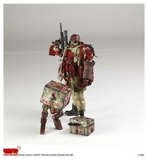 ThreeA - WWRp Medic Grunt and Betsy 1/12 NEW