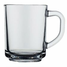 Pasabahce Pub Coffee Mug with Handle Set of 2 Pcs - 250ml