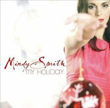 MINDY SMITH My Holiday (CD 2007) Christmas Music Country Songs FREE SHIPPING