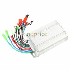 8-in-1 Electric Bike Scooter Brushless Motor Speed Controller 36V/48V 350W