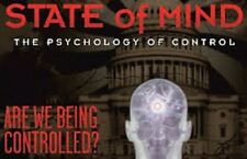 State of Mind - The Psychology of Control • Truth on plain DVD-R (Alex Jones)