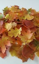 Edible Fall Leaves - Wafer Paper Decorations for Cakes or Cupcakes