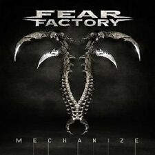 Fear Factory - Mechanize Ltd.DIGI