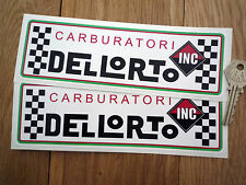 DELLORTO INC Motorcycle Scooter Car stickers Ducat WSB