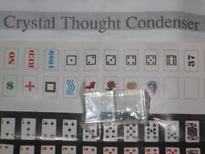 Crystal Thought Condenser Magic Trick- Mental Magic, Close Up, Street, Mentalism