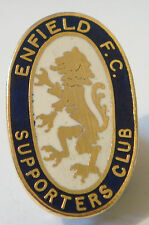 Enfield vintage supporters club badge maker T.N prêtre co brooch pin 20mm x 32mm