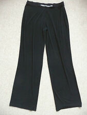 Next Black Diamante Trousers - Size 12R *New*