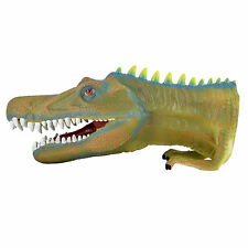 Dinosaur Hand Puppet Realistic Details Jurassic Play Toy