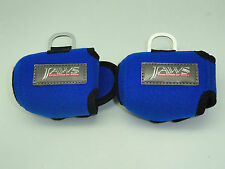 2 JAWS size S BLUE COVER FOR ABU Toro Shimano Core 100 Daiwa Steez T3 AIR reel