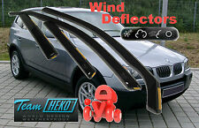 BMW X3 E83, 5 doors 2005-2010 Heko wind deflectors 4 pcs (11134)
