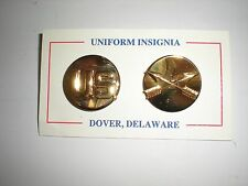 US ARMY SPECIAL FORCES ENLISTED COLLAR BADGES - 1 PAIR
