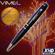 Home Security Camera Pen Cam 1080P Police Body Vimel  HD Video NO SPY Hidden