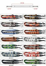 Correas de Cámara ancho y largo-Muchos Diseños & Colores Hippy Para Elegir-Totalmente Nuevo