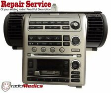 2003 2004 2005 2006 Infiniti G35 FX35 FX45 Radio CD Changer ( REPAIR ) 03 04 06