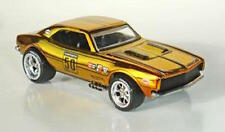 2016 30th Annual Hot Wheels Collectors Convention Spectraflame Gold '67 Camaro