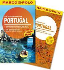 !! Portugal ungelesen 2013 + Karte Lissabon Porto Reiseführer Urlaub Marco Polo