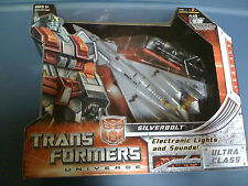 Transformers Universe Silverbolt Electronic Lights Sounds  NEW FREE SHIP US