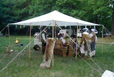 Baldachin LARP Reenactment Lagerplane Mittelalter Zelt frame tent Ritter neu *(*