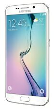 NEW Sprint Samsung Galaxy S6 Edge SM-G925P 32GB White Pearl Smartphone Android