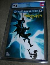 Batman 1 DC Universe Rebirth (Dynamic Forces variant) CGC 9.6 NM+ NEW CASE /3000
