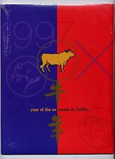 CANADA 1997 P.O. SEALED THEMATIC COLLECTION #74 YEAR OF THE OX PACK WITH 1630ai