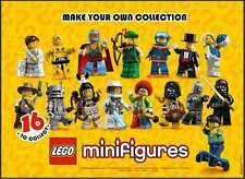 LEGO MINIFIGURES 8683 SERIES 1 SUPER WRESTLER SEALED