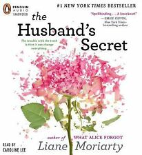 The Husband's Secret by Liane Moriarty (2014, CD, Unabridged) (FREE 2DAY SHIP)