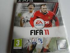 FIFA 11 (Sony PlayStation 3, 2011) new football game