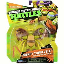 Tmnt Teenage Mutant Ninja Turtles Mikey turflytle cifra... Raro!!