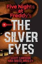 Five Nights at Freddy's: The Silver Eyes by Scott Cawthon Book | NEW AU