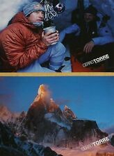 CERRO TORRE - A Snowball's Chance in Hell - Lobby Cards Set David Lama CLIMBING