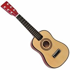 57cm Small Wooden Children's Guitar - Fun Childrens Toy For Ages 6 Years+