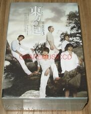 TVXQ! TVXQ ALL ABOUT DONG BANG SHIN KI SEASON3 K-POP 6 DISC DVD SEALED