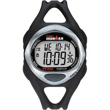TIMEX IRONMAN TRIATHLON 50 LAP FUL SIZE BLACK/STAINLESS