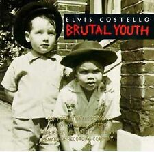 CD • Elvis Costello • Brutal Youth • Import