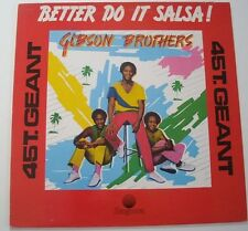 "GIBSON BROTHERS ""Better do it Salsa !"" (Vinyle maxi 45t / EP) 1979"
