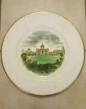 CASTLE HOWARD - LIMITED EDITION BY WEDGWOOD MADE IN ENGLAND