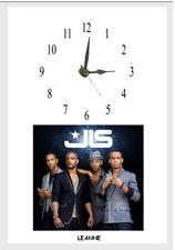 JLS Wall clock  Great gift