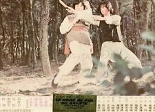 IRON SWALLOW AKA SHAOLIN IRON EAGLE 1978 KUNG FU HK VINTAGE PHOTO ORIGINAL #1